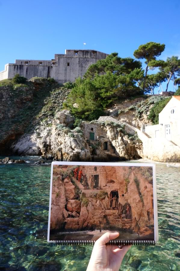 game of thrones tour in dubrovnik croatia