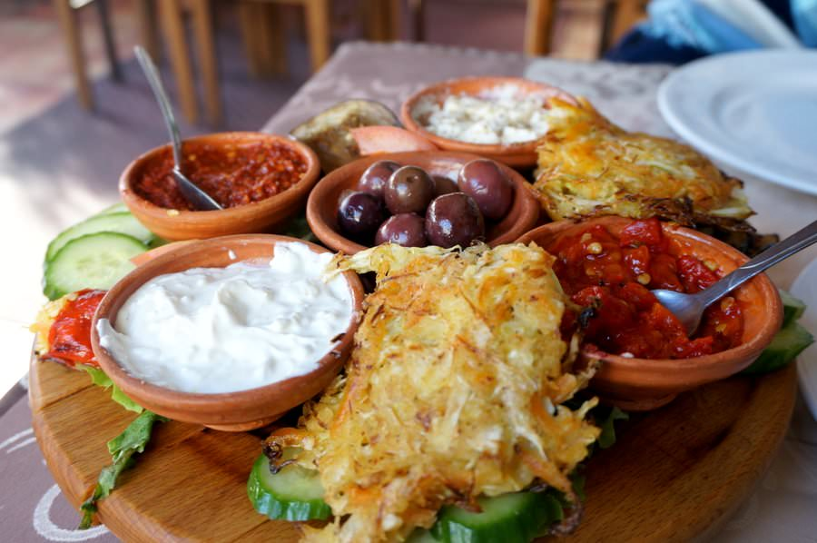 what to eat in macedonia