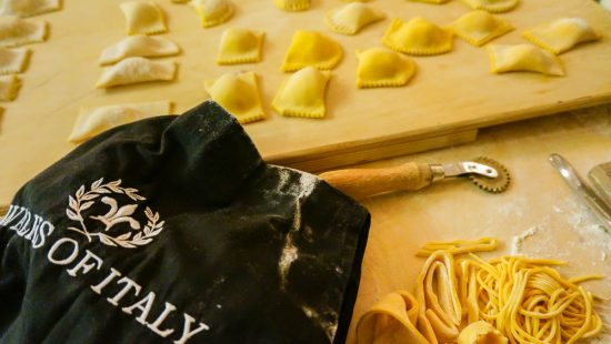 GoatLife TV Episode 77 - Pasta Making Class in Rome, Italy