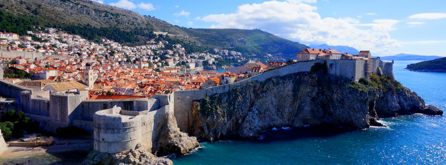 croatia is currently one of the best visa free countries, don't miss dubrovnik
