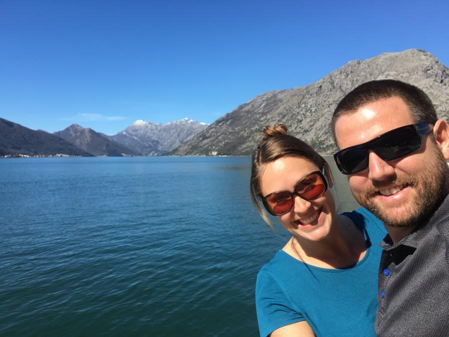 travel from montenegro to croatia