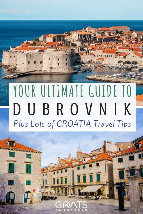 Dubrovnik building views Your Ultimate Guide To Dubrovnik