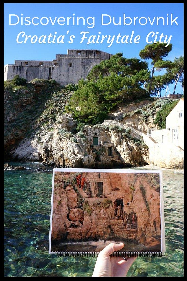 discovering dubrovnik croatias fairytale city
