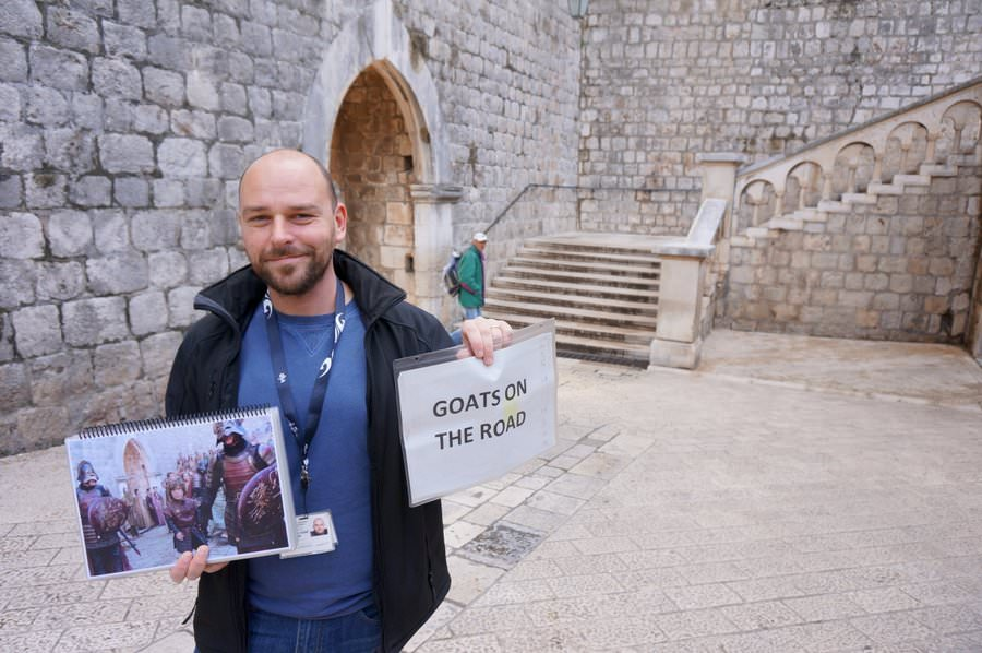 travel by locals game of thrones tour in dubrovnik