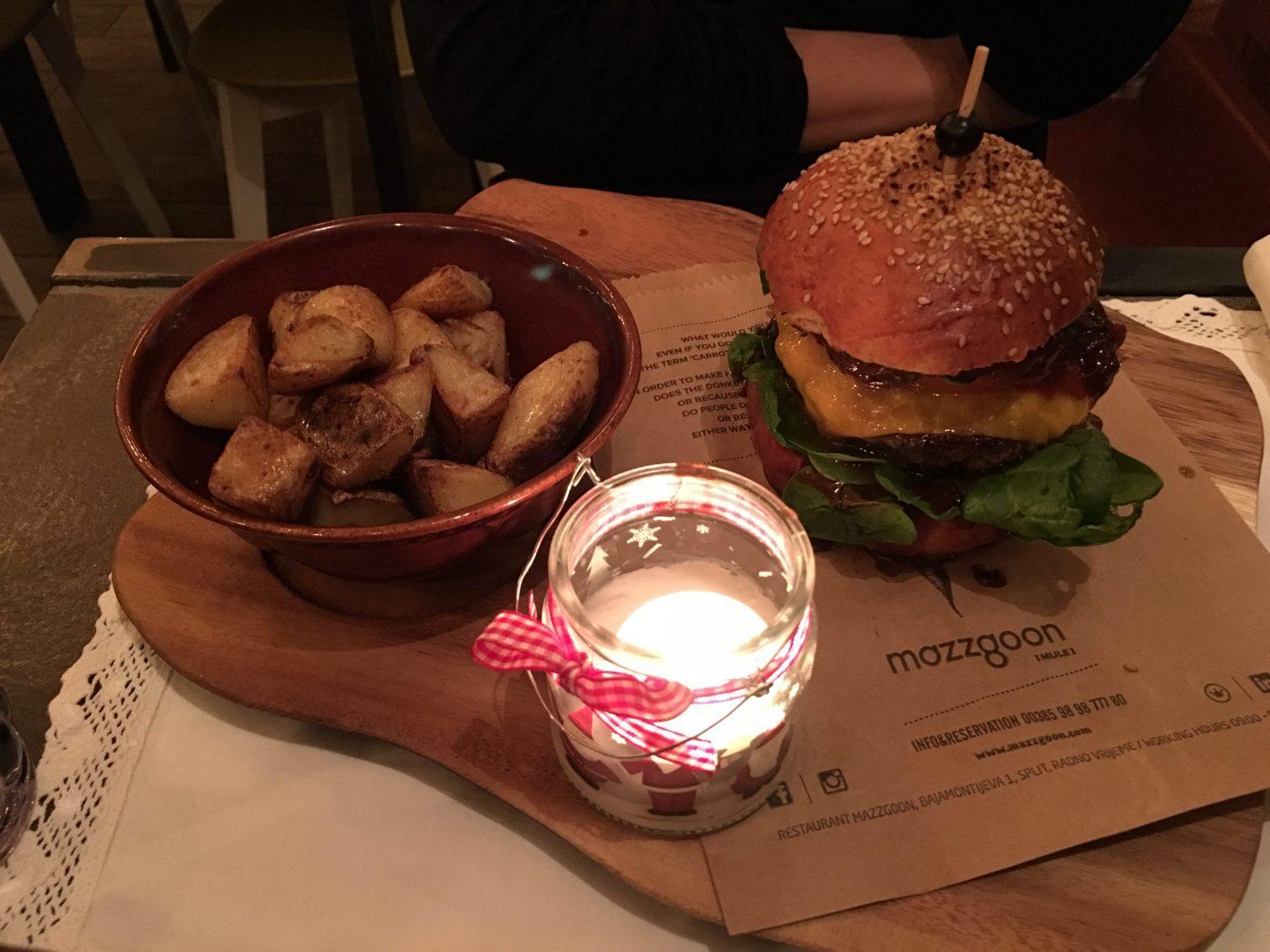 where to eat in split croatia mazgoon restaurant