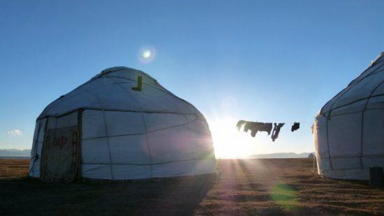 travel to kyrgyzstan yurt
