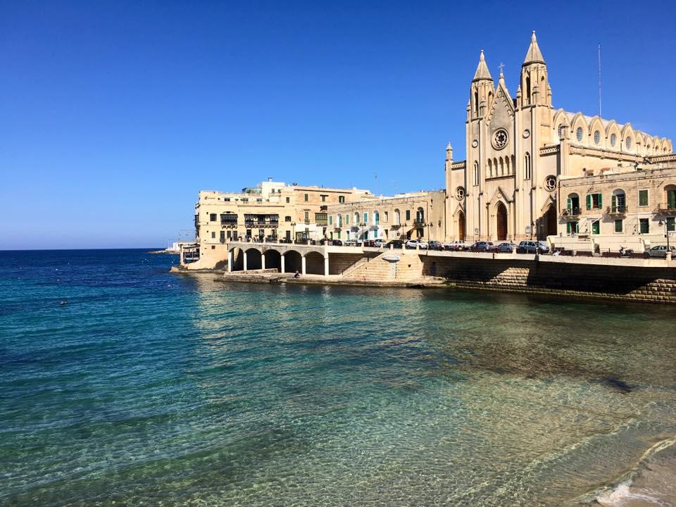 living in malta