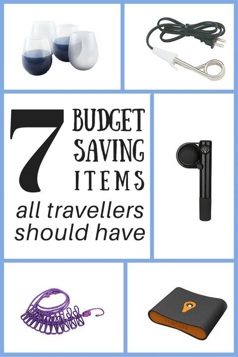 7 Budget-Saving Items All Travellers Should Have