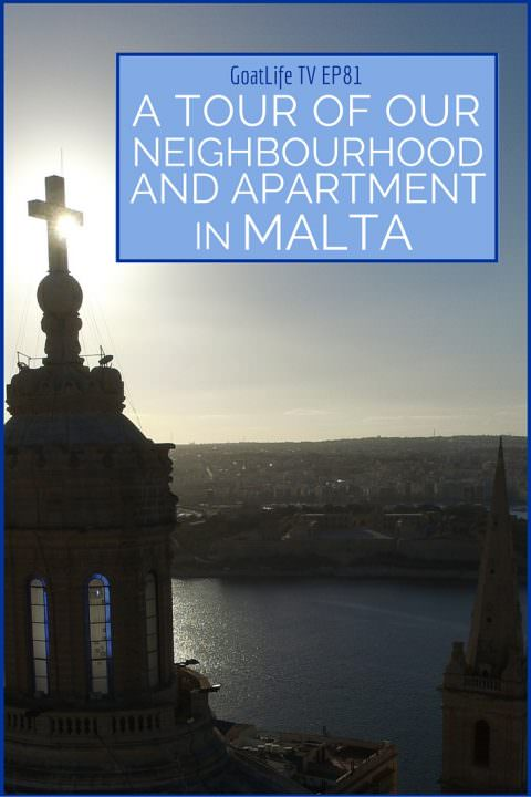 GoatLife TV Episode 81 - Living in Malta as a Digital Nomad