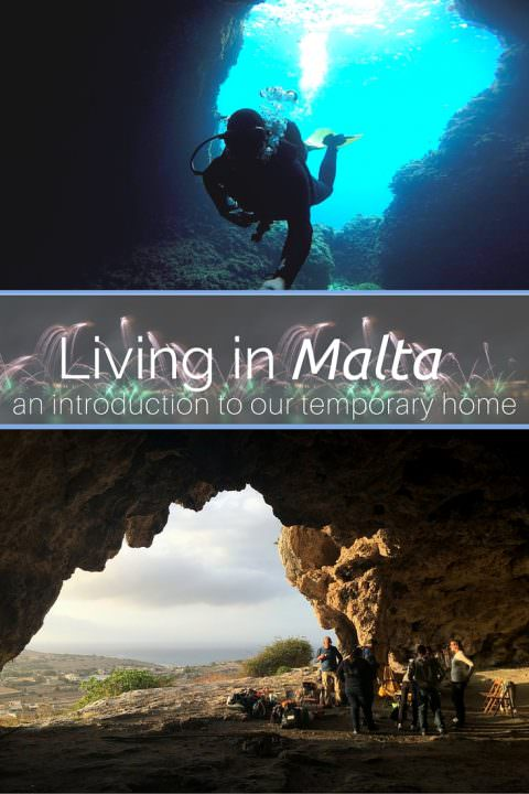 Living in Malta – An Introduction to Our Temporary Home