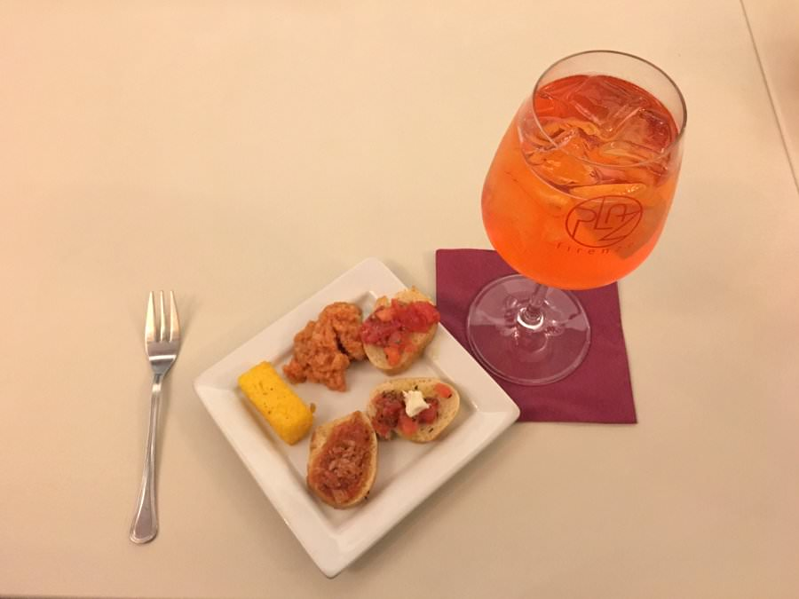 travel to italy aperitivo in florence