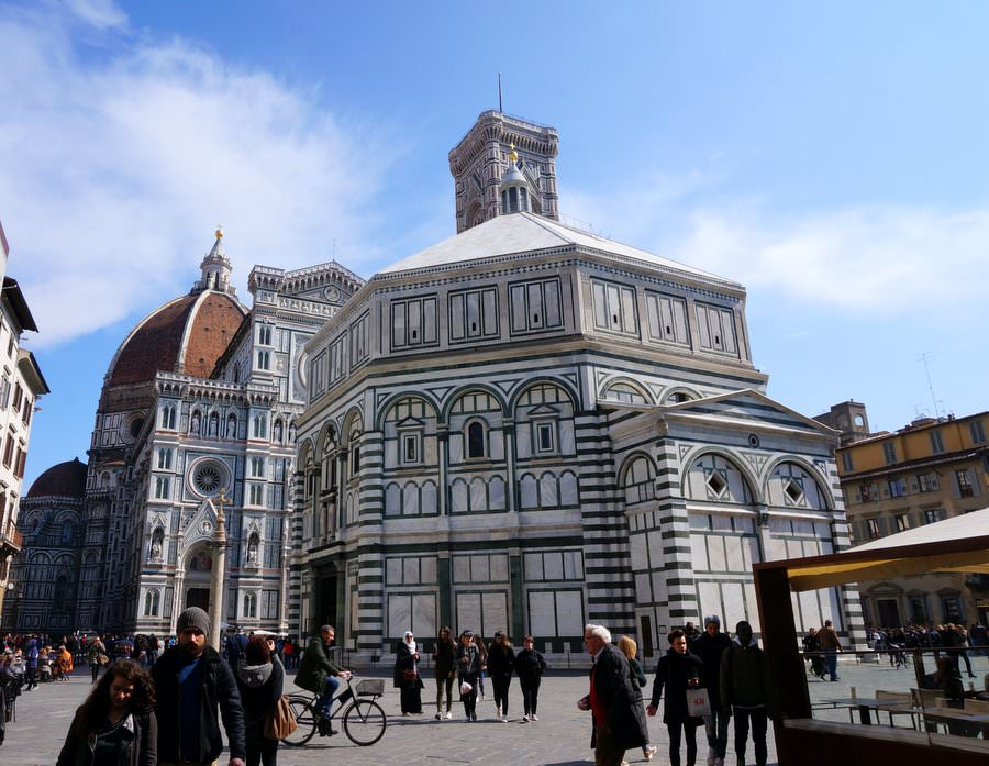 travel to italy the duomo in florence