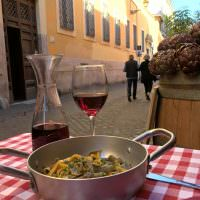 travelling to rome wine bars