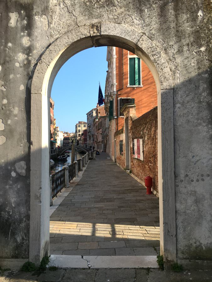 travel to venice