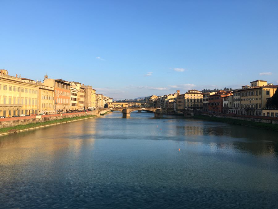 what to do in florence italy the arno river