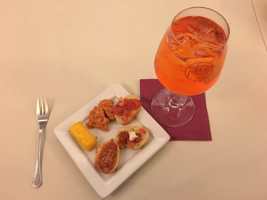 what to do in florence have apertivo