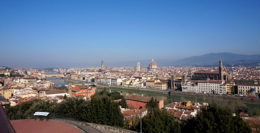 what to do in florence viewpoint