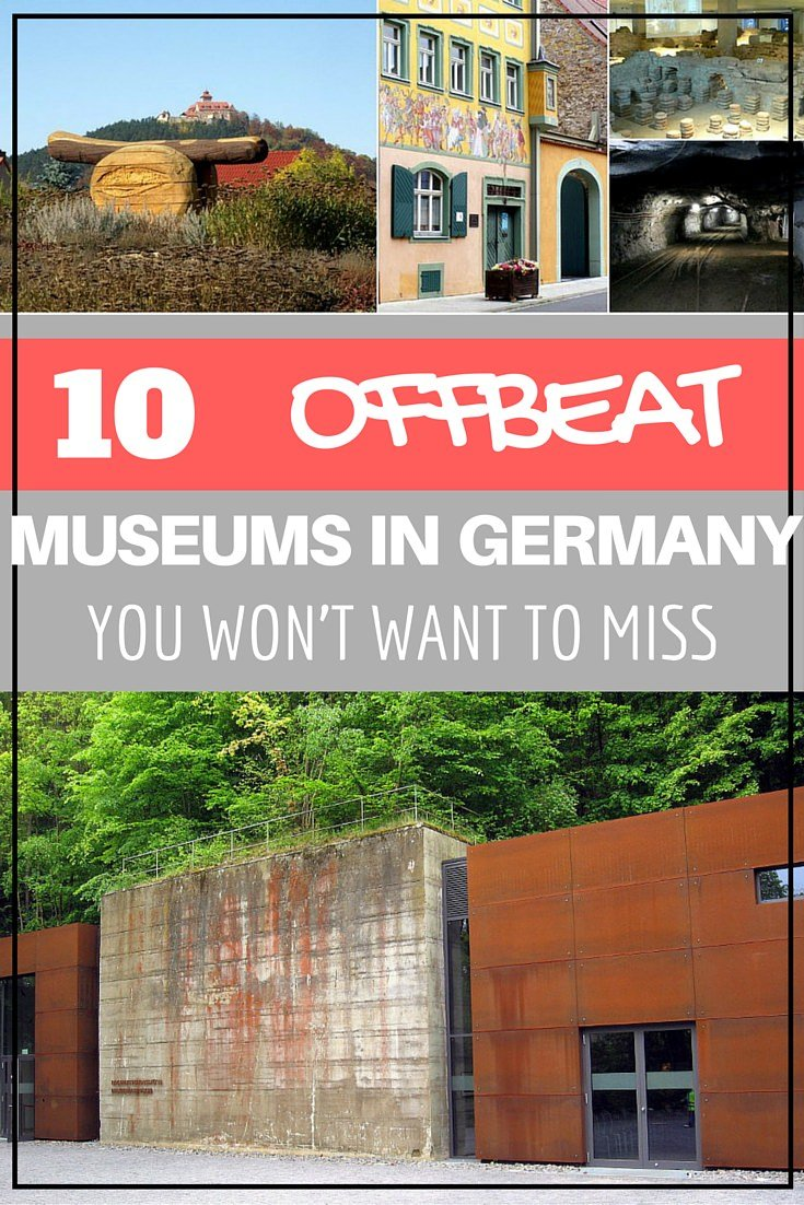 10 Offbeat Museums in Germany You Won't Want to Miss