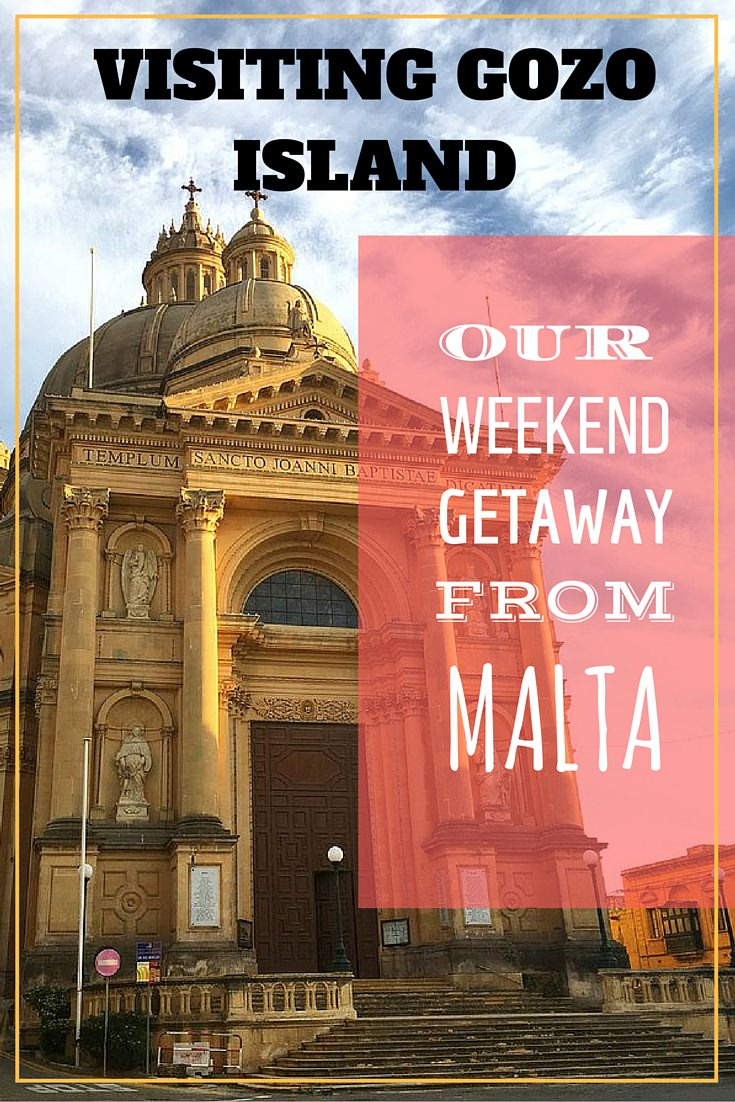 Visiting Gozo Island- Our Weekend Getaway from Malta