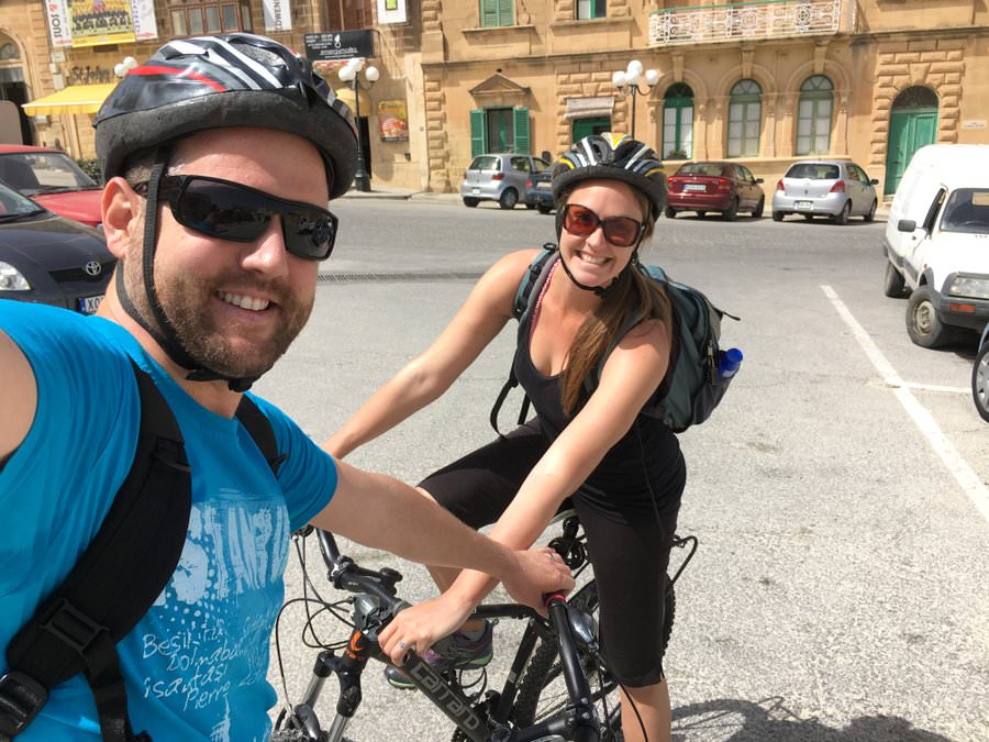 renting bikes on gozo island on two wheels