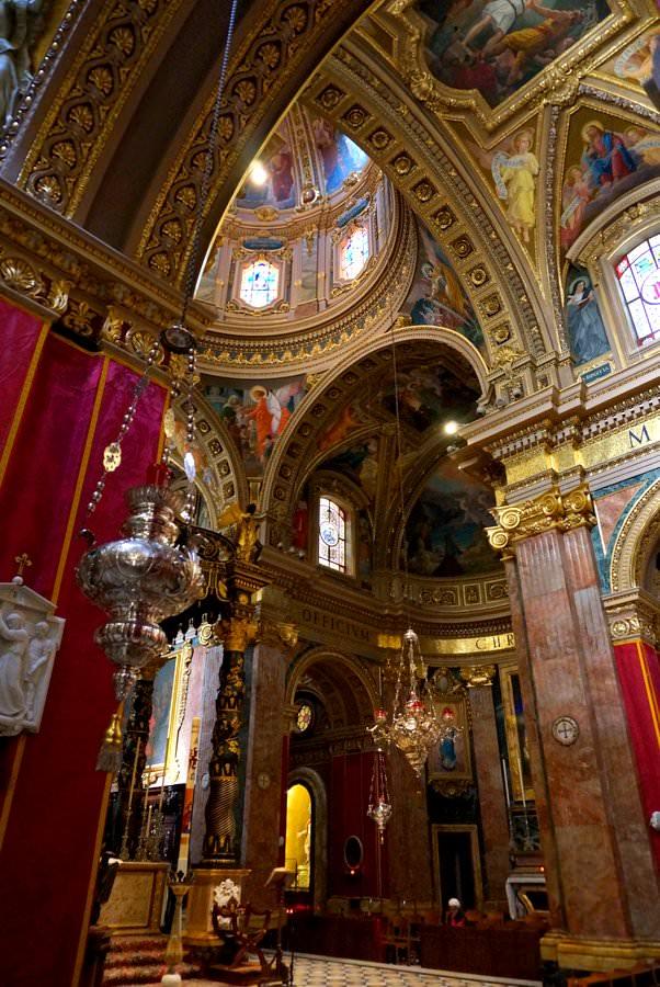 travel to gozo st george basilica