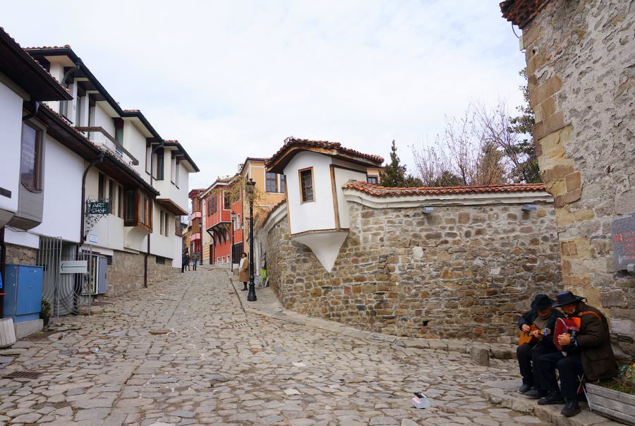 travel to plovdiv bulgaria