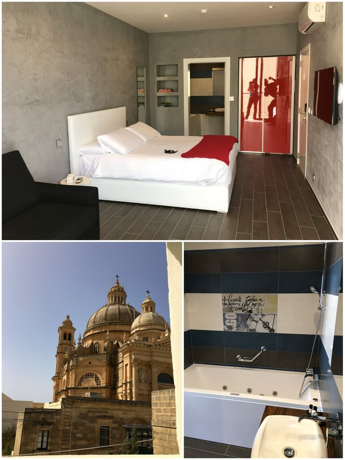 where to stay in gozo quaint boutique hotel