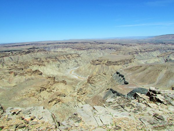 travel to namibia must see canyon