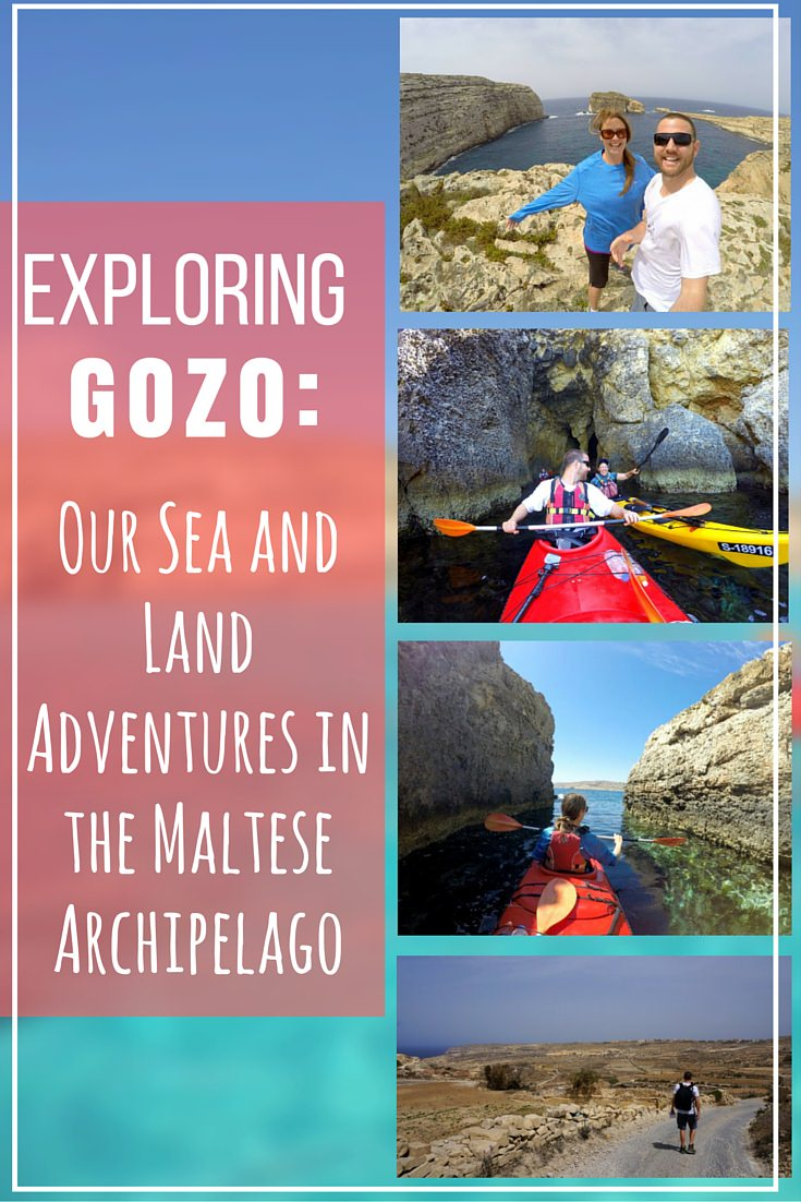 Exploring Gozo- Our Sea and Land Adventures in the Maltese Archipelago