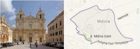 Visit Malta - Mdina City