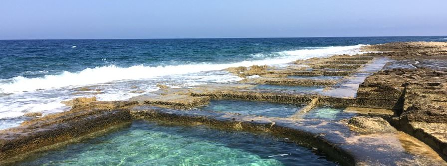 Visit Malta Rock Pools