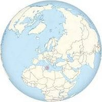 Visiting Malta Globe