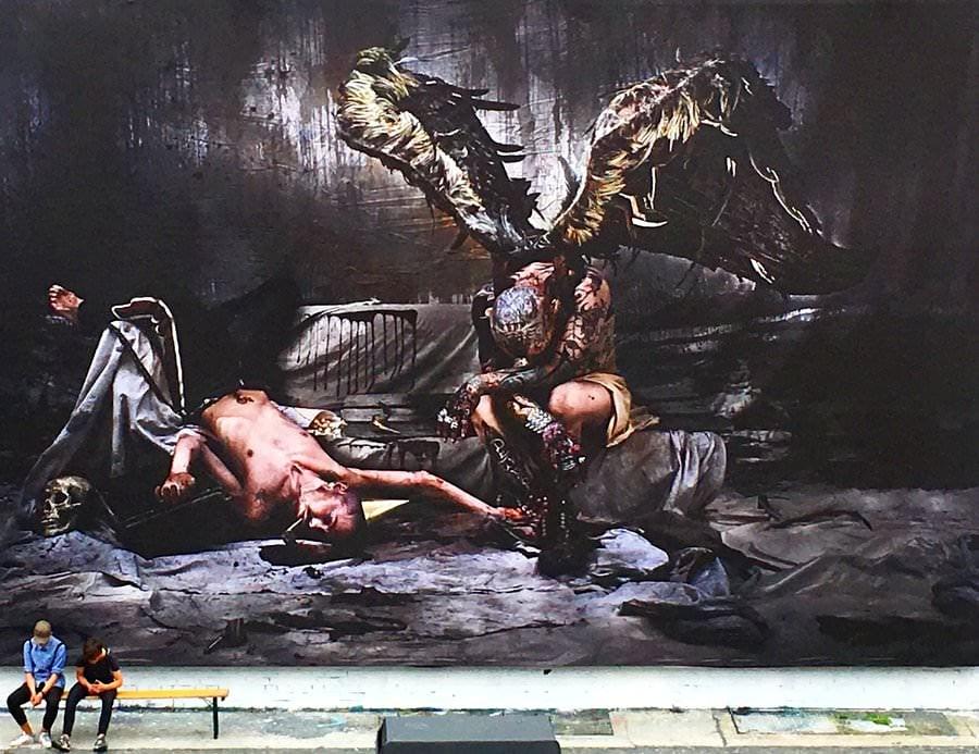 artwork in friedrichshain berlin