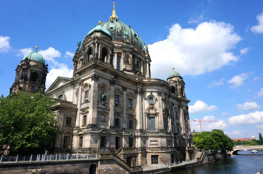 cool things to do in berlin walking tour to the berliner dom museum island berlin