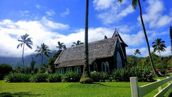 hanalei town hawaii