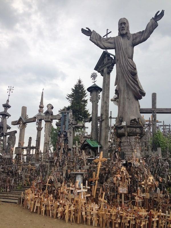 hill of crosses 1