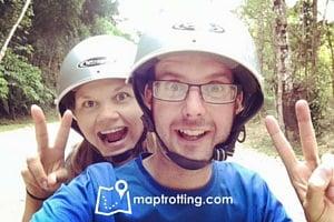 maptrotting.com bio pic