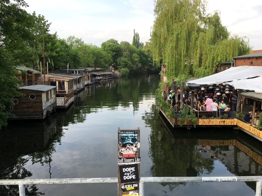 cool things to do in berlin riverside bars
