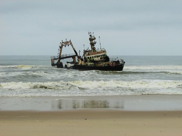 travel to namibia skeleton coast