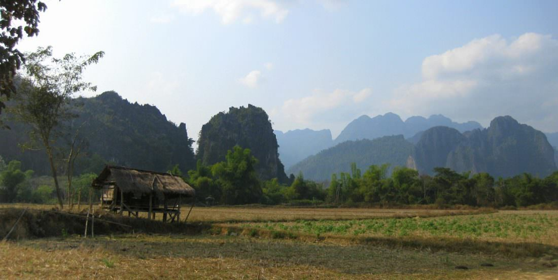 the cost of travel in laos