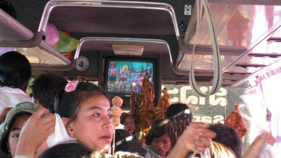 transportation in laos how much does it cost