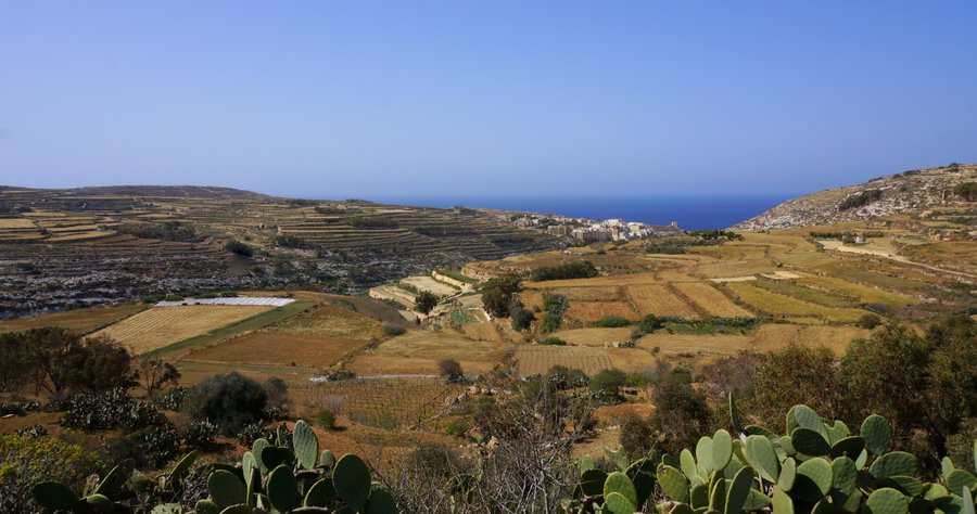 travel to gozo island hiking