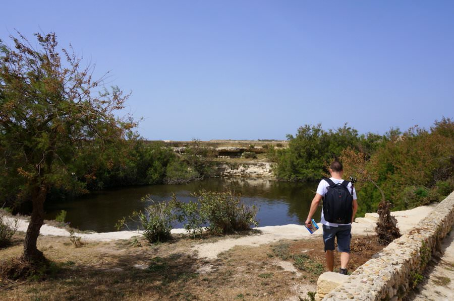 travel to gozo hiking