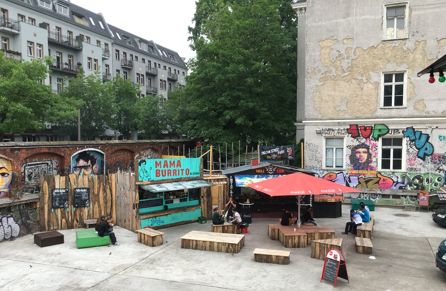 things to do in berlin eat at urban spree