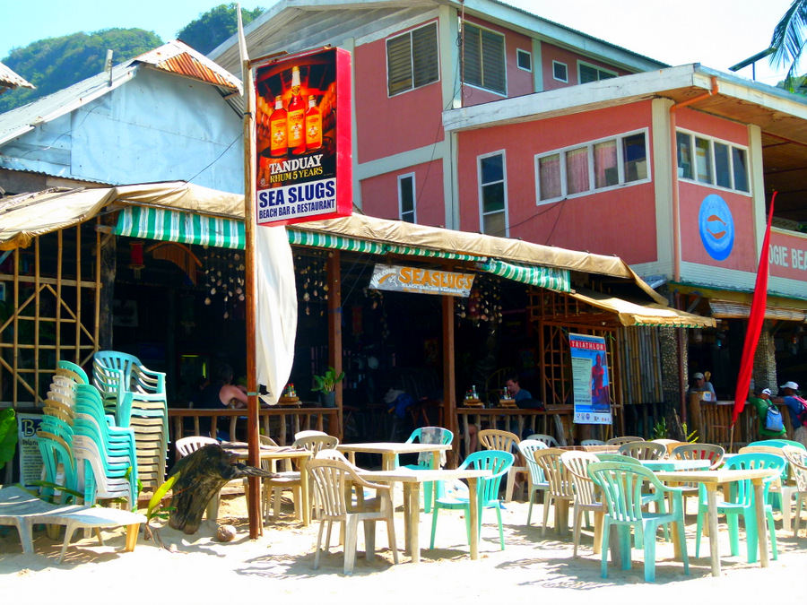 Bar in El Nido