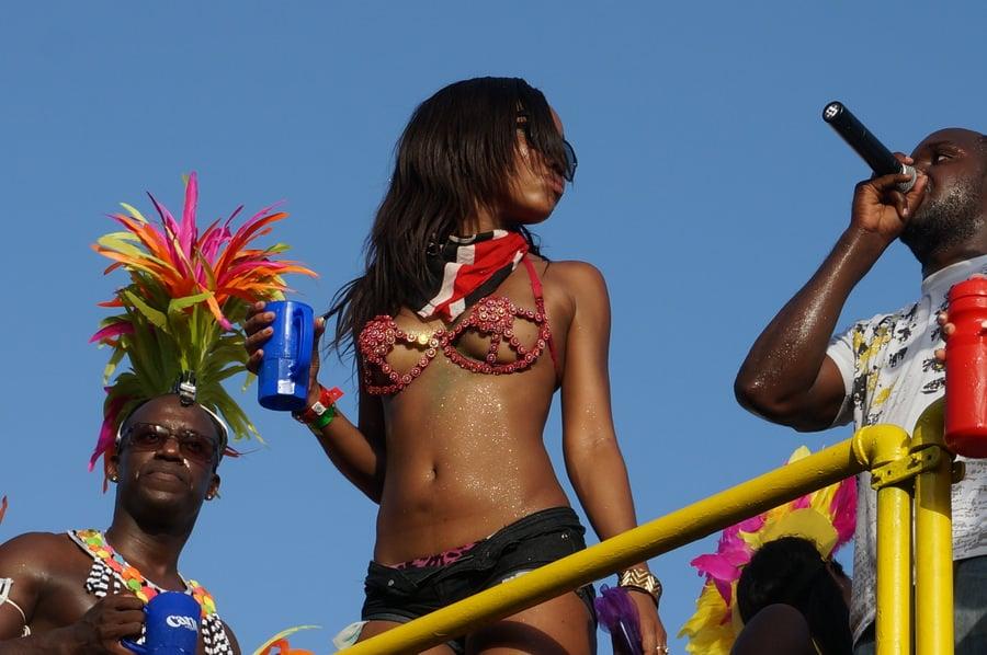 Carnival Costume Grenada Pretty Mas