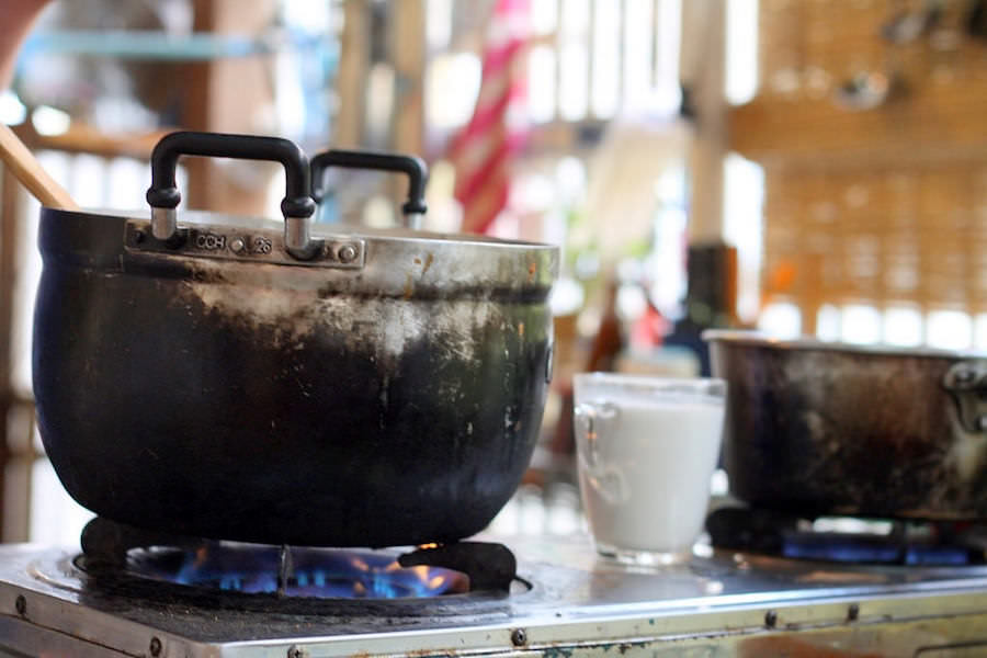 Cooking in Luang Prabang