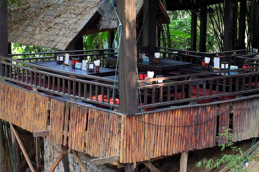 Dyen Sabai restaurant, Luang Prabng