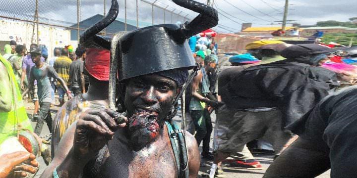 Grenada Carnival 2016 J'ouvert