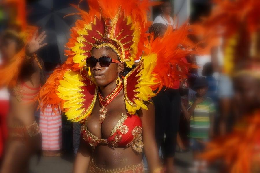 Grenada Carnival Pretty Mas